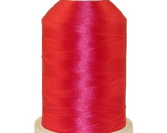 Pacesetter Embroidery Thread- Pinks and Reds 2