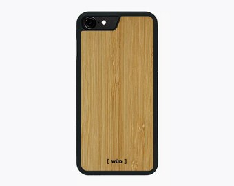 Bamboo Real Wood Phone Case for iPhone 6/iPhone 7/iPhone 8