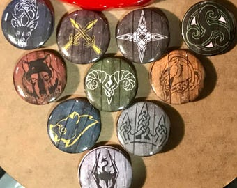 Skyrim Hold Buttons
