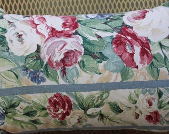 Cushion Cover - 'Vintage Floral'