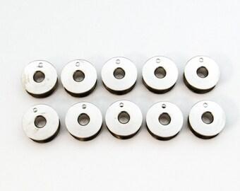 Viking Sewing machine Metal bobbins fits 610, 620, 630, 5610, 5710, 6170, 6240, 6260, 6270, 6360, 6370, 6430, 6440, 6460, 6470, 6570, 6690