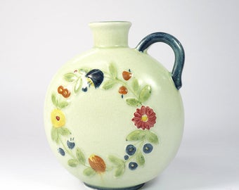 Rorstrand Primavera bottle vase.