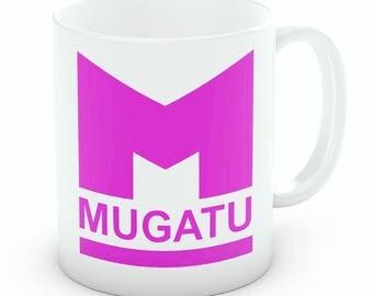 Mugatu Mug, Zoolander Mug, Ben Stiller,  Zoolander Gift (M150)