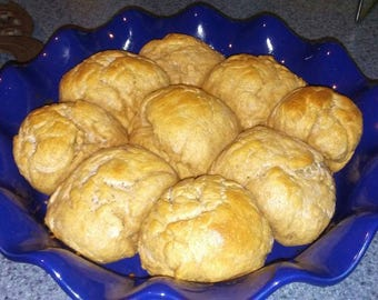 Yeast Rolls/ Southern Yeast Rolls/ Wheat or White Yeast Rolls