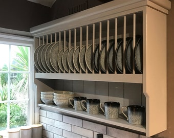 The Victoria plate rack