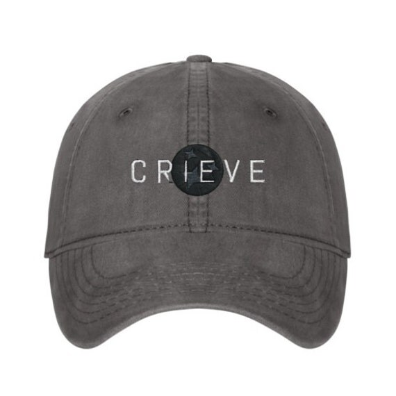The Capitol Company 'Crieve' Unstructured Baseball Cap//Nashville Southern Activewear- Gray, Heather Gray, Black, Blue