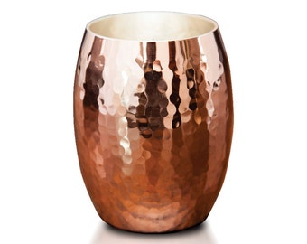 the BARREL MULE Copper Mule Mug