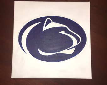 Penn State Nittany Lion Canvas