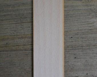 Wooden bookmark- Just one more chapter laser cut laser engraved
