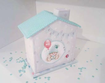 House cash box, cash box