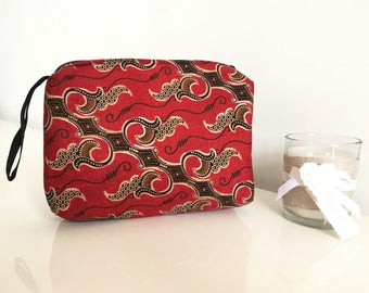 Cover * Kit * door Documents * wallet * Batik handmade in Indonesia