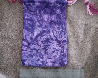 Cover purple psyche size S (approx 12 cm by 15 cm)