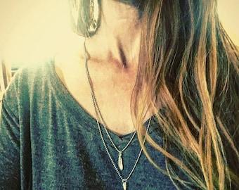 Boho Arrow Necklace
