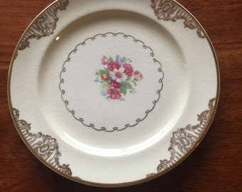 Paden City Pottery Bread and Butter Plate