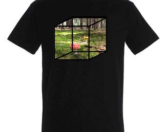 Forest Cube T-Shirt