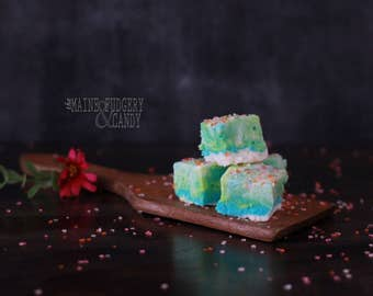 Maine Fudgery Unicorn Poop Fudge