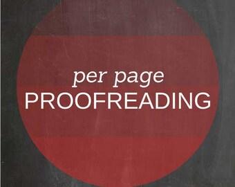 Proofreading - Grammar - Fix Errors - Spelling - Consistency - Wording - Word Flow - Editing - Edit Paper - Editor