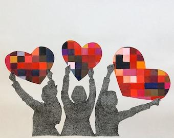 Love Wins Print