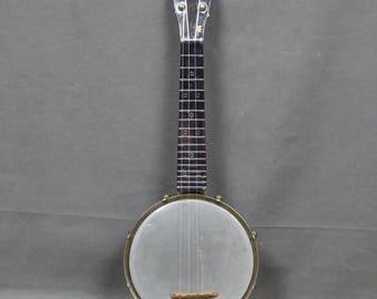 1960's Werco Dixie Banjolele