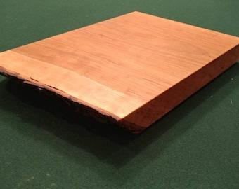Handmade Live Edge Cutting Cherry Cutting Board - Serving Tray