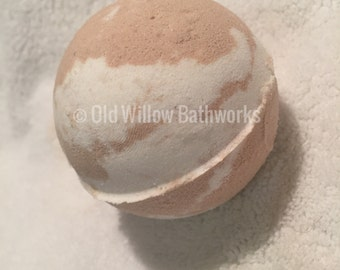 Chocolate Milk Bath Bomb