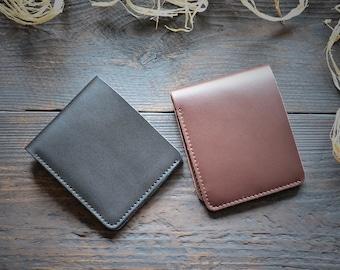 Slim Wallet Mens Leather Wallets Men Brown Wallet Mens Black Men Wallet Gif For Him