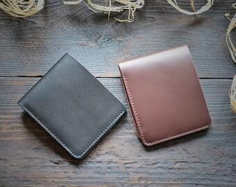 Slim Wallet Mens Leather Wallets Men Brown Wallet Mens Black Men Wallet Gif For Him Slim Leather Wallet
