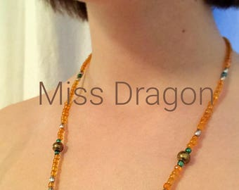 Miss Dragon necklace