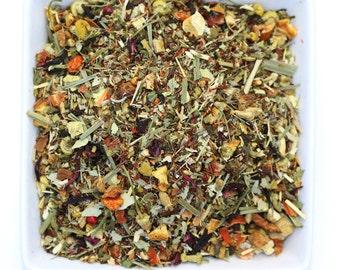 Health Boost -Organic Pu-reh Tea with Fruits and Herbs