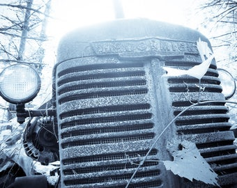 Abandoned Tractor #1