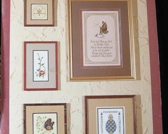 Cross Stitch Sampling Booklet