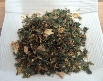 Organic Herb Tea: Combat Hayfever