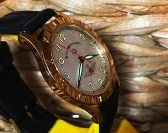 Vintage Mechanical Watch Sturmanskie Yuri Gagarin First Watch in Space