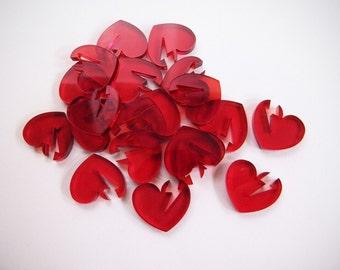 Broken Heart game token