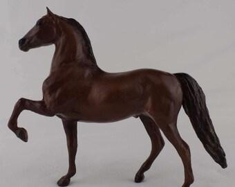 Vintage Breyer Horse Paddock Pal Morgan Stallion medium Chestnut Model No 9005 BMC