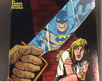 Batman # 414 Comic by DC Comics