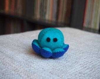 Little Octopus Plush Customizable
