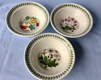 Portmeirion cereal bowls