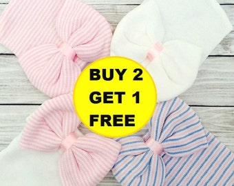 Newborn, Newborn Girl Hat, Newborn Girl Outfit, Newborn Girl Gift, Baby Girl, Newborn Hat, Newborn Photo Prop, Baby Girl Hat