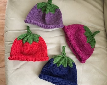 Berry patch hats