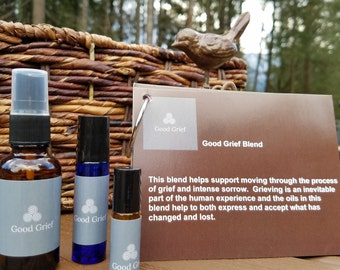 Good Grief Letting Go Essential Oil Blend