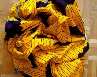 ULO - African wrap by Kedu of Nigeria, (Kanga/Kitenge/baby carrier)