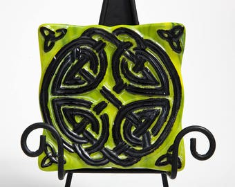 Celtic Knot Dish