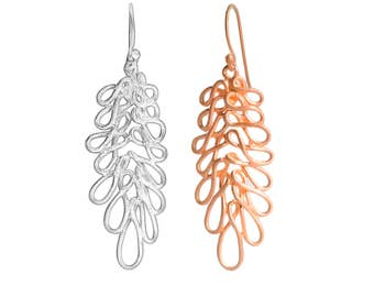 Rose Gold Plating for Earrings - Jewelry Plating - Rose Gold Plating - Electroplating - Jewelry Repair