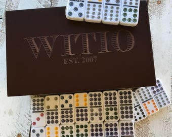 Dominoes set (includes 92 Dominoes)
