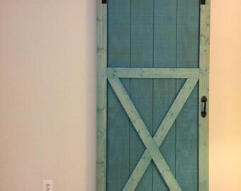 Interior Sliding Barn Door