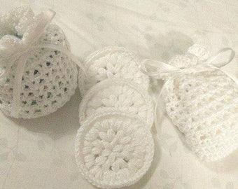 Crochet Puff Face Scrubbie