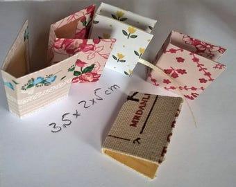 Miniature books different desings * BJD * SD * YOSD * doll