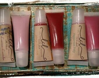 Lip Gloss, all natural, organic