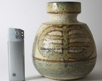 Danish pottery Soholm Erika vase